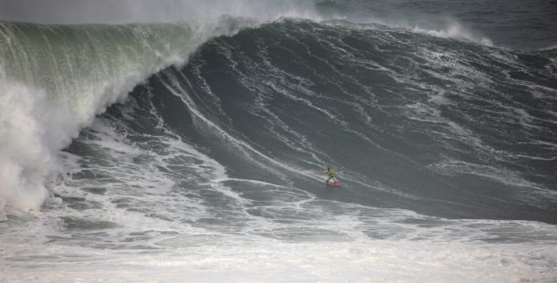 World Surf League – Big Wave Tour